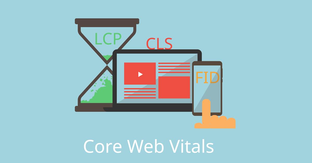 Google Core Web Vitals image