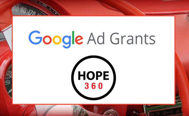 Google Grants Hope360 Non-Profit Success