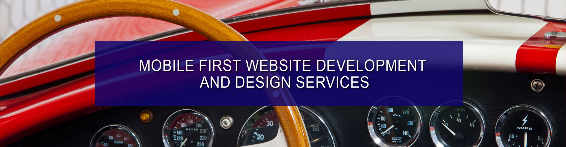 Mobile First Website Development