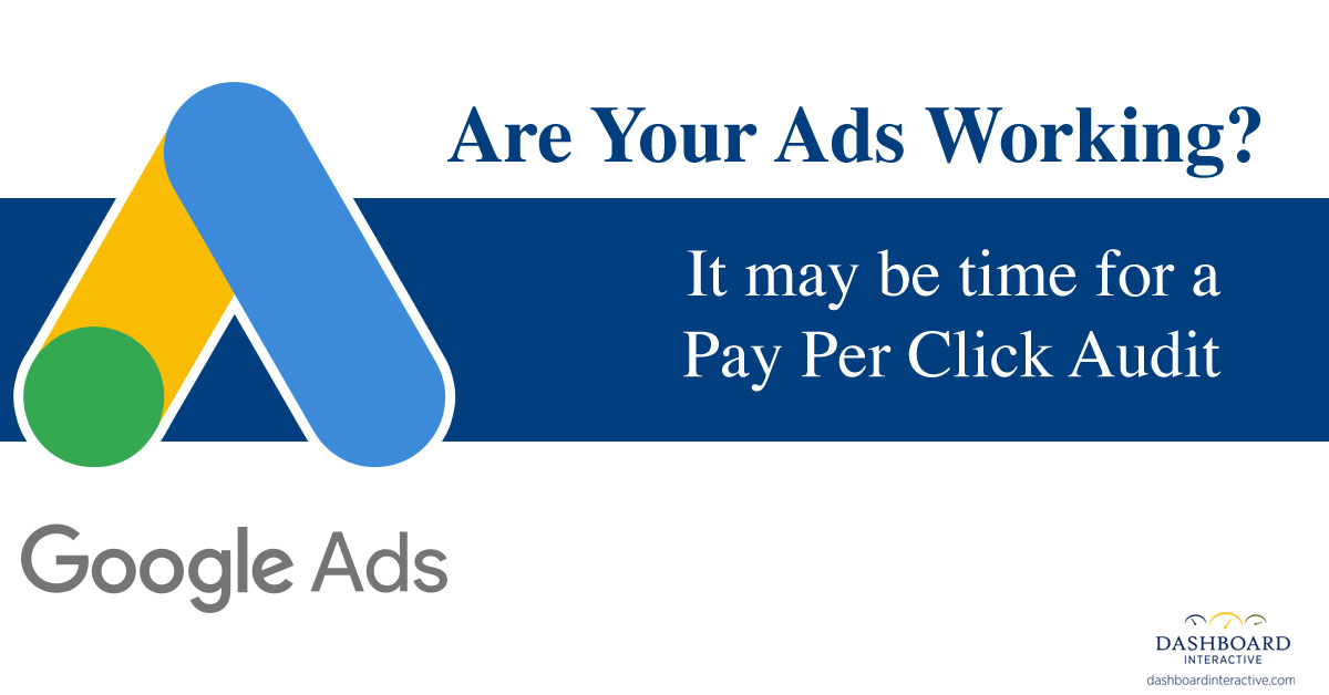 Google Ads not effective? Time for a PPC Audit