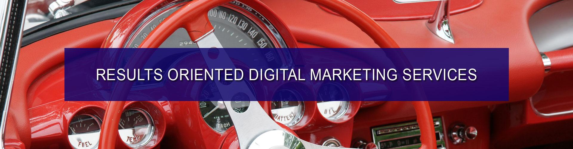Results Oriented Digital Marketing