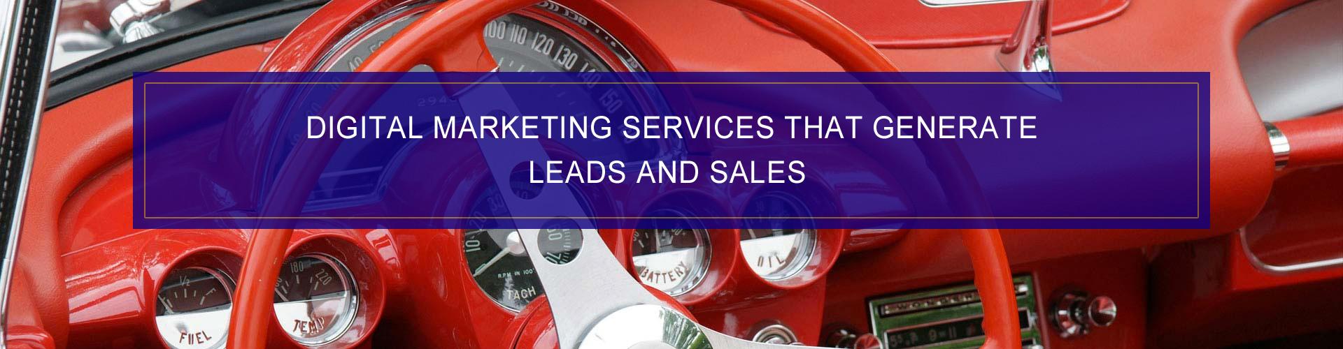 Dashboard Interactive, Digital Marketing Agency